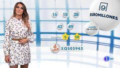 Bonoloto + EuroMillones - 29/10/19