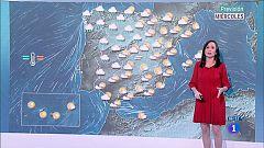 Llega un frente frío que afectará especialmente al noroeste peninsular