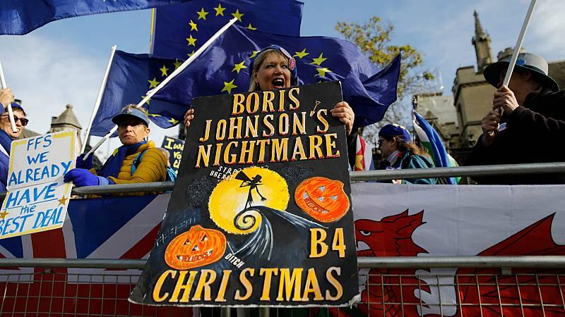Las elecciones en el Reino Unido, marcadas por el 'Brexit'
