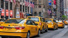 Los taxistas de Nueva York, en la ruina por la competencia de Uber y Lyft