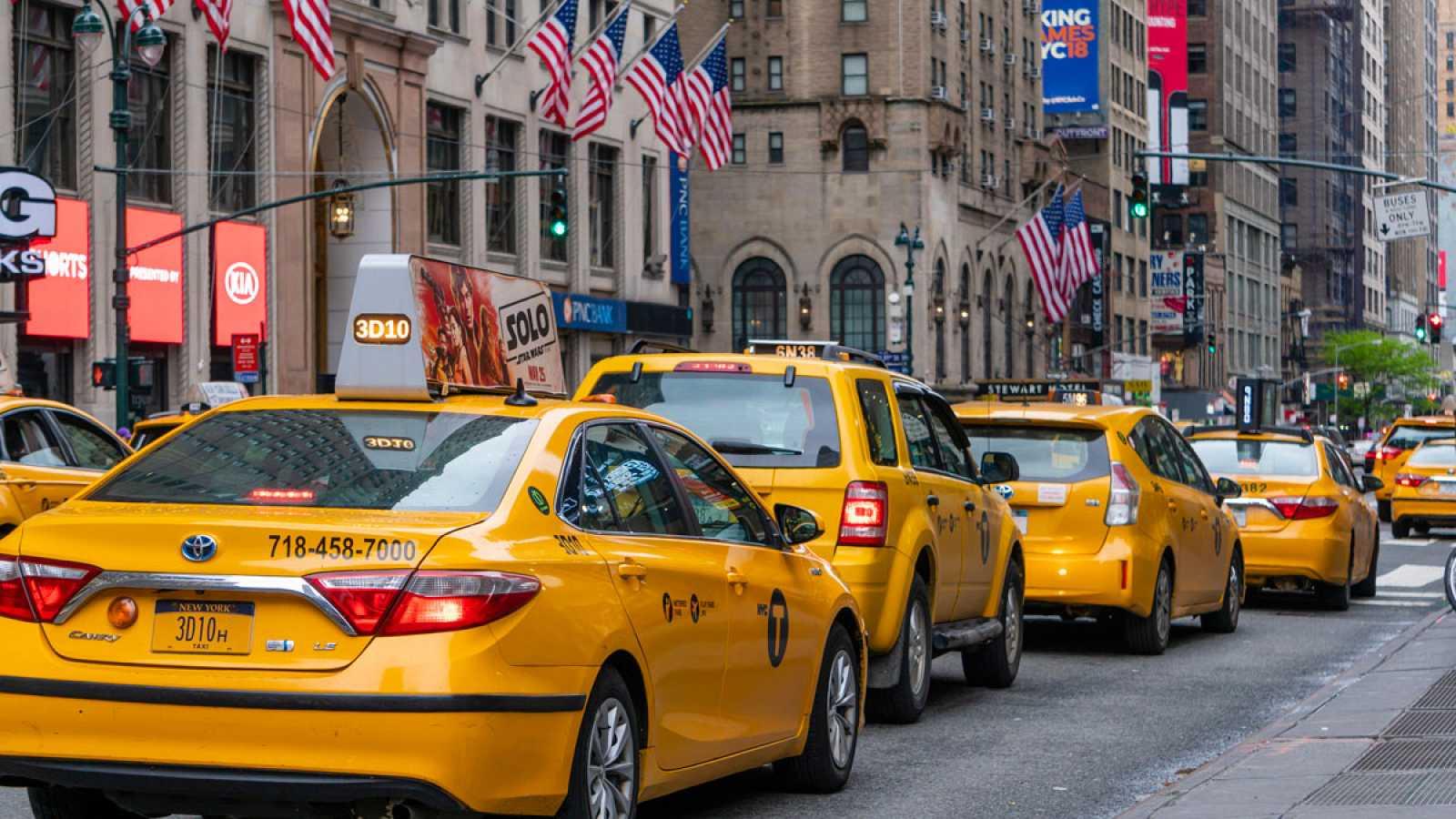 Resultado de imagen para taxi new york