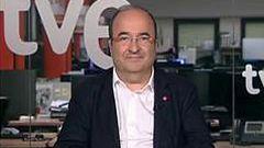 Iceta resta importancia a los cambios en el borrador del programa electoral del PSOE