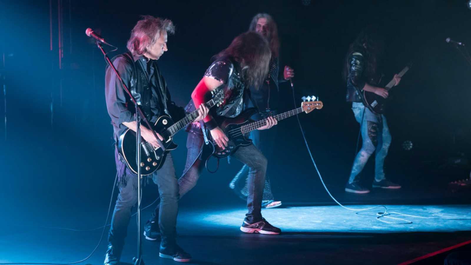 Los conciertos de Radio 3 - Lujuria - ver ahora