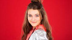 """Eurovisión Junior 2019 - Elizaveta Misnikova representará a Bielorrusia con la canción """"Pepelny"""""""