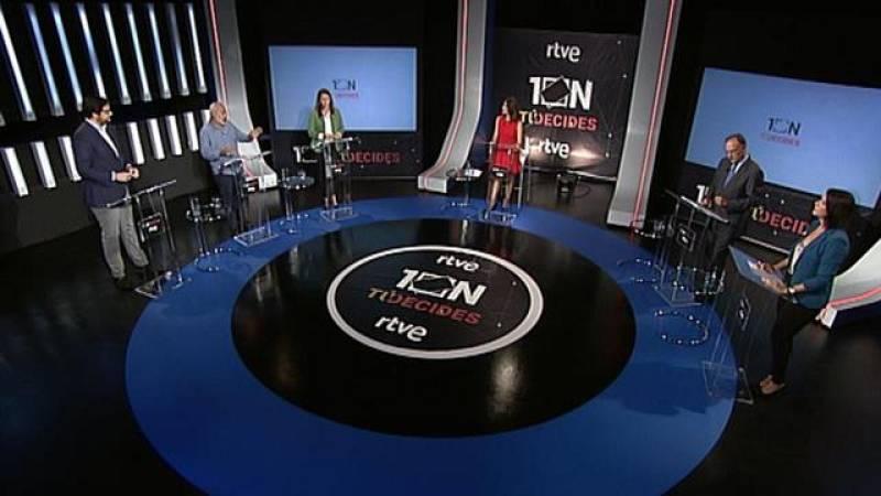 El Debate de La 1 Canarias - 31/10/2019