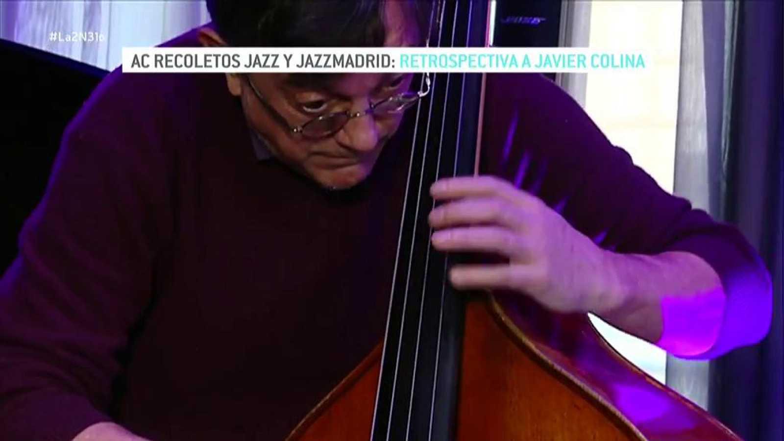 AC Recoletos Jazz y Jazzmadrid: retrospectiva a Javier Colina