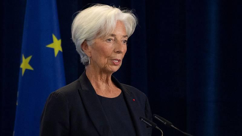 Lagarde toma las riendas de un Banco Central Europeo sumido en las discrepancias internas