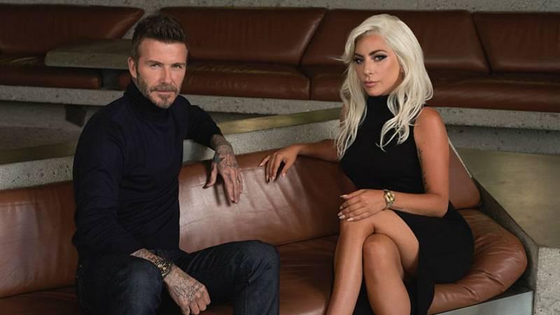 Corazón - El día que David Beckham conoció a Lady Gaga