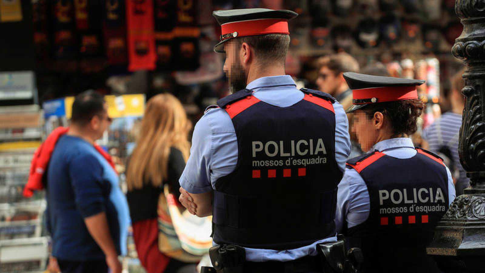 Los Mossos detienen a un hombre acusado de asesinar a su pareja en Castellbisbal, Barcelona