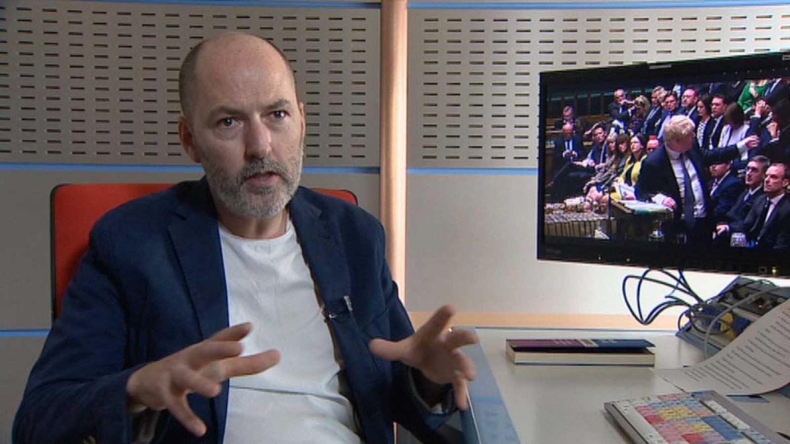 """William Davies: """"El uso malicioso de las redes volverá a practicarse en las elecciones británicas"""""""
