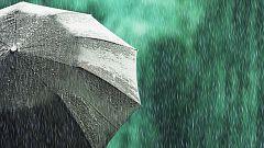 Fuerte viento en el norte y lluvias en el sureste peninsular