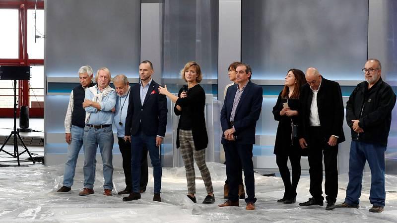 """Un debate """"abierto"""" y con preguntas, así será el debate a cinco que ofrecerá este lunes RTVE"""