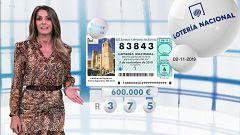 Lotería Nacional - 02/11/19