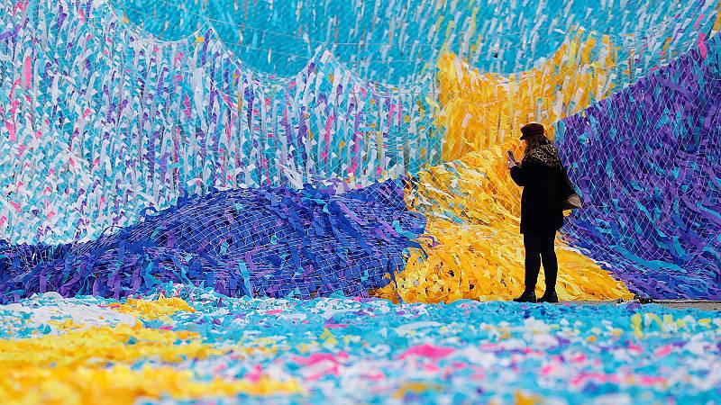 Berlín celebra los 30 años de la caída del Muro