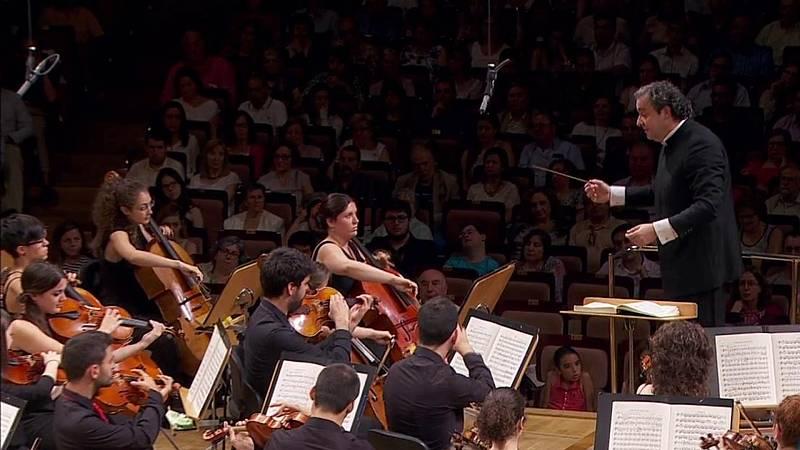 Los conciertos de La 2 - Día de la Música 2015: 1ª Sinfonía Tchaikovsky - ver ahora