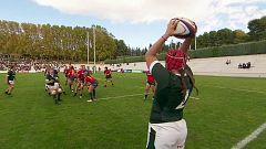Rugby - Test Match Selección femenina: España - Gales