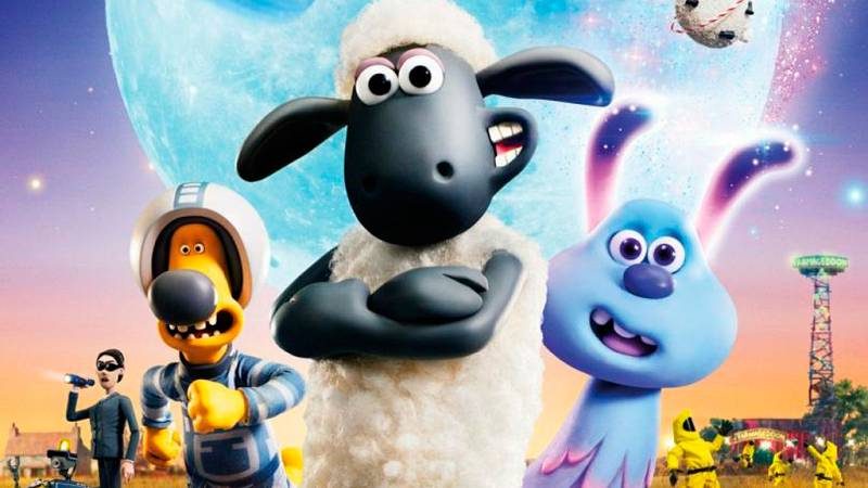 'La oveja Shaun, la película: Granjaguedon'
