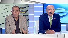 Los desayunos de TVE - Entrevistas electorales: José Mª Mazón (Partido Regionalista de Cantabria), Joan Baldoví (Més Compromís), Sergio Sayas (Navarra Suma), Ana Oramas (Coalición Canaria) y Laura Borràs (Junts per Catalunya)