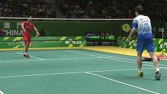 Bádminton - Open de Macau Final individual masculina: Shi Y.Q-Thammasin