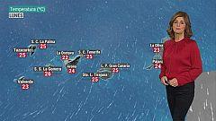 El tiempo en Canarias - 04/11/2019