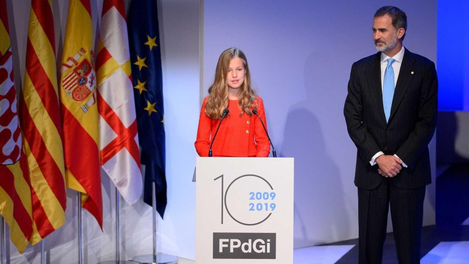 Otros programas - Entrega Premios Princesa de Girona 2019 - ver ahora