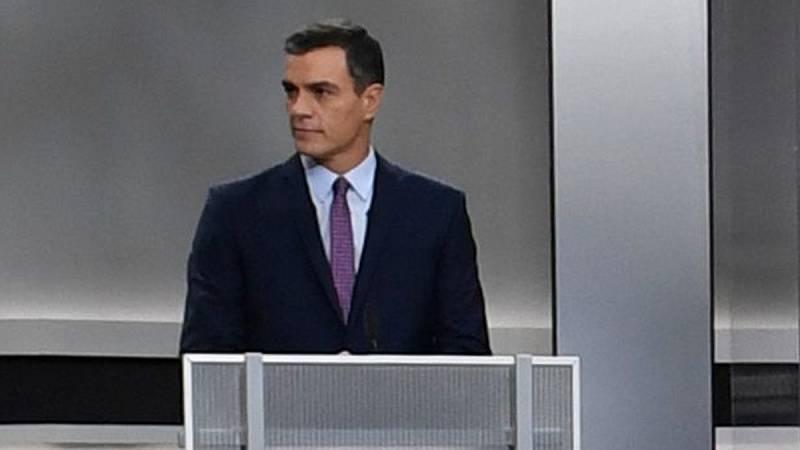 """Sánchez propone que si tras el 10N persiste el bloqueo """"se respete la lista más votada"""""""