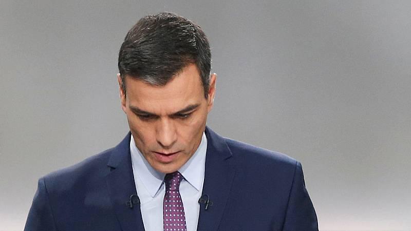 Sánchez propone tipificar el referéndum ilegal en el código penal para abordar la crisis en Cataluña