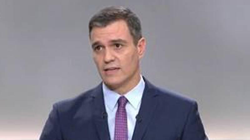 Sánchez anuncia que Calviño será la vicepresidenta Económica del Gobierno si gana las elecciones