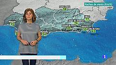 El tiempo en Andalucía - 05/11/19