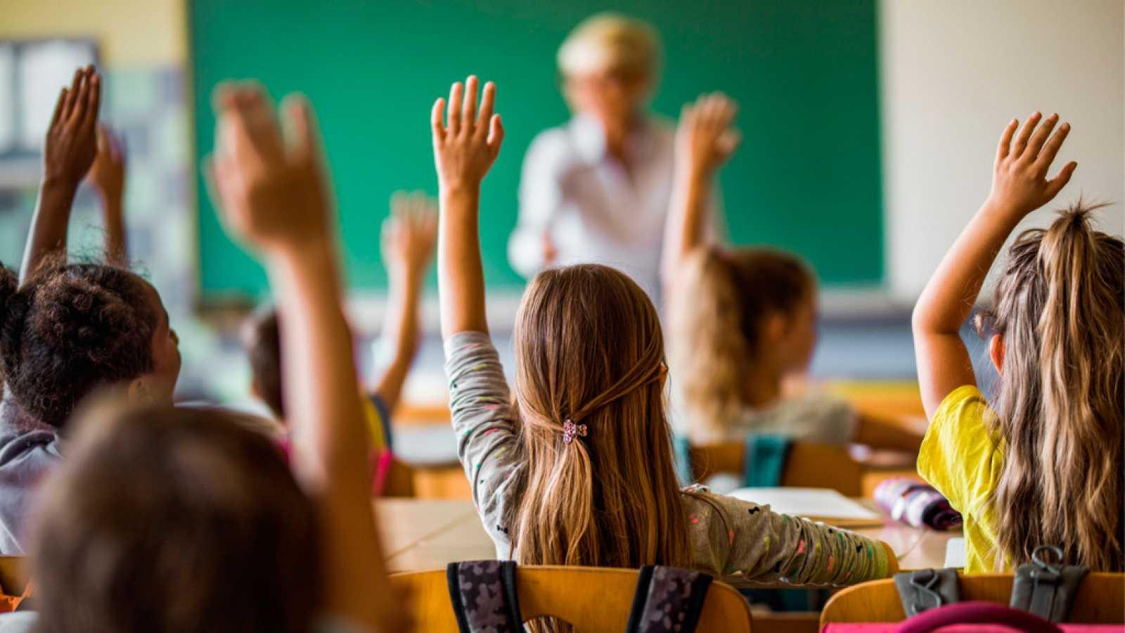 Coeducación: crecer en igualdad