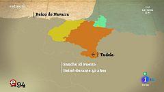 España Directo - Se han encontrado más de 200 esqueletos en la iglesia de San Nicolás de Tudela