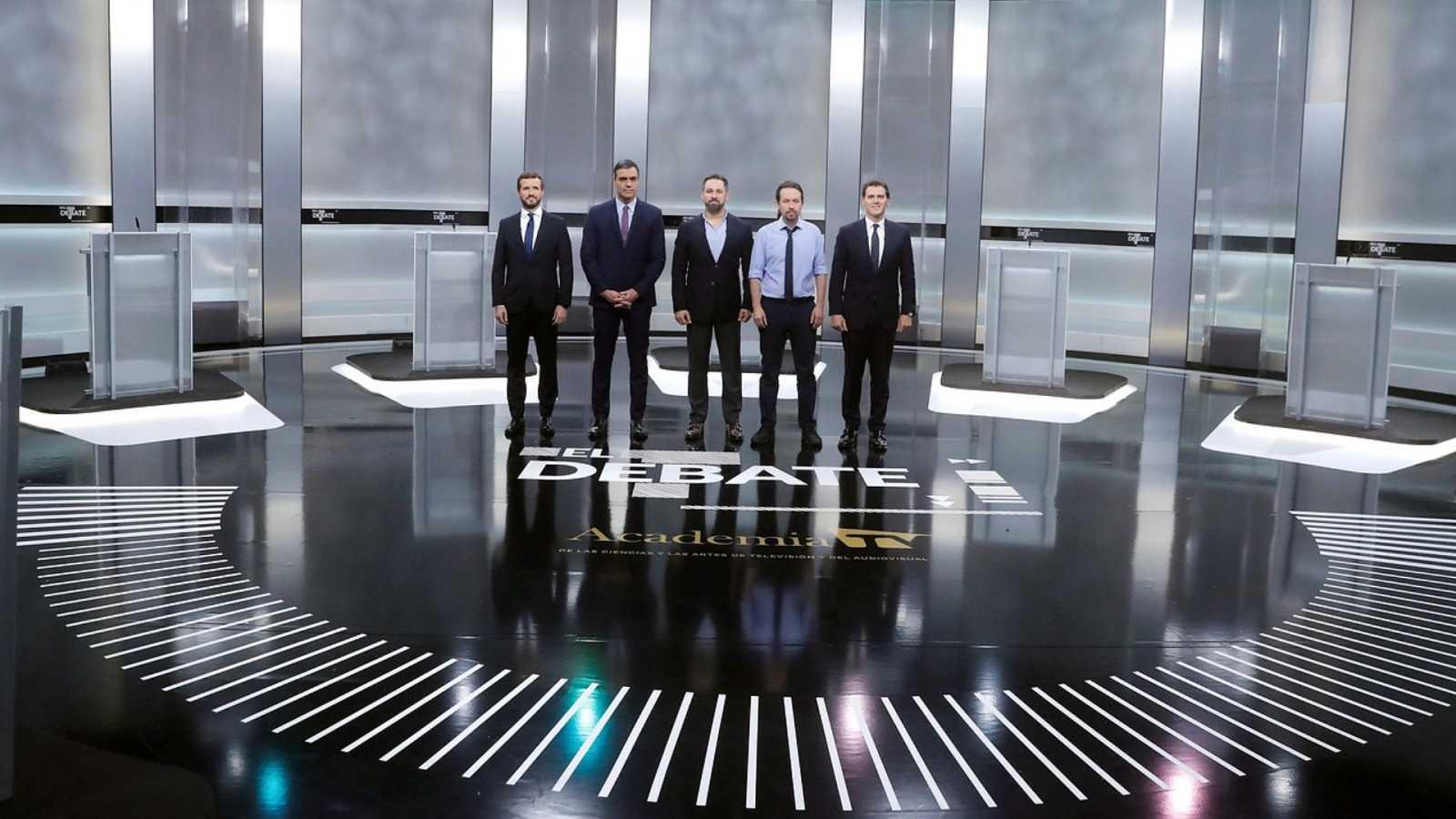 Telediario - 21 horas - 05/11/19 - ver ahora