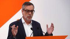 """Villegas sobre el voto a Cs: """"Servirá para un Gobierno alternativo a Sánchez, tenderemos la mano a Casado, o sino, para acabar con el bloqueo"""""""