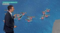 El tiempo en Canarias - 06/11/2019