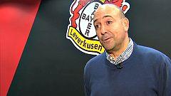 Fernando Carro, el español que lidera en los despachos al Bayer Leverkusen