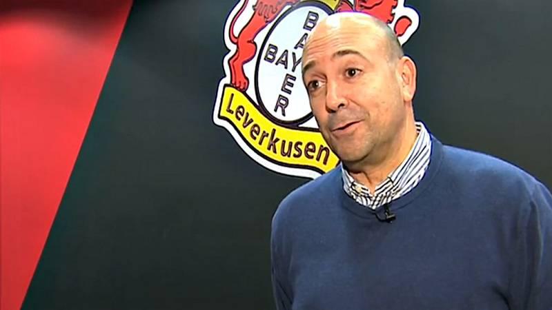 Desde 2018, este barcelonés de 53 años es el director general y portavoz del club alemán propiedad de la farmcéutica Bayer.