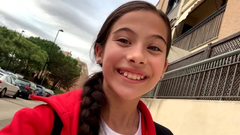 Eurovisión Junior 2019 - Así se prepara Melani para el festival