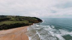 Lluvias persistentes en litoral gallego, cantábrico y en el noreste peninsular