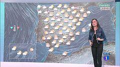 Las temperaturas se desploman hoy y se espera copiosas nevadas en el norte