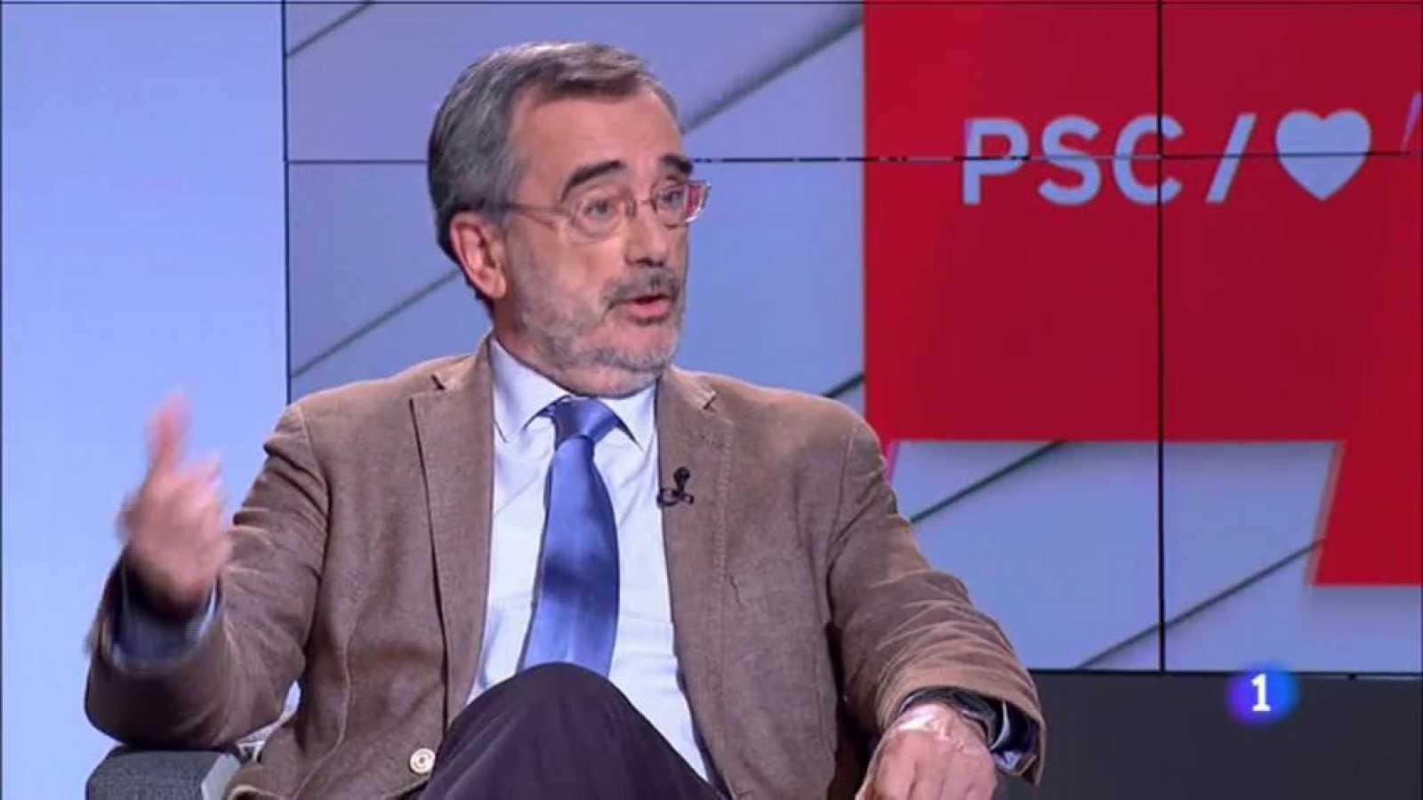 Entrevistes electorals - Manuel Cruz del PSC