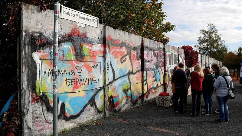 La pregunta que precipitó la caída del Muro de Berlín