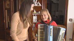 España Directo - El adiós de María Jesús y su acordeón
