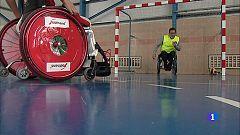 Foothand, la nueva modalidad deportiva que busca sensibilizar sobre la discapacidad física