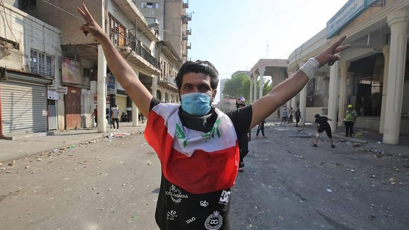 250 muertos en las protestas en Irak