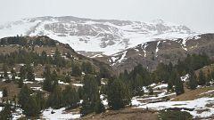 Nieve en puntos del norte peninsular y más frío en casi todo el país