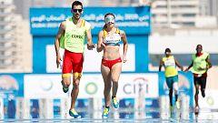 Atletismo - Campeonato del Mundo Paralímpico. Resumen 1ª jornada