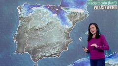 Precipitaciones en el norte peninsular, temperaturas en descenso y viento fuerte en casi todo el país