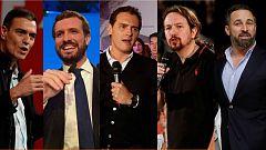 Telediario - 8 horas - 08/11/19