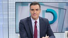 Los desayunos de TVE - Pedro Sánchez, candidato del PSOE a la presidencia del Gobierno