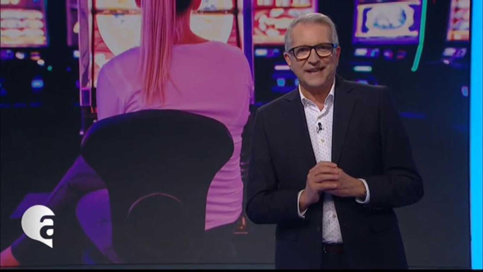 Promoció del debat 'Ara i Aquí' sobre les cases d'aposta